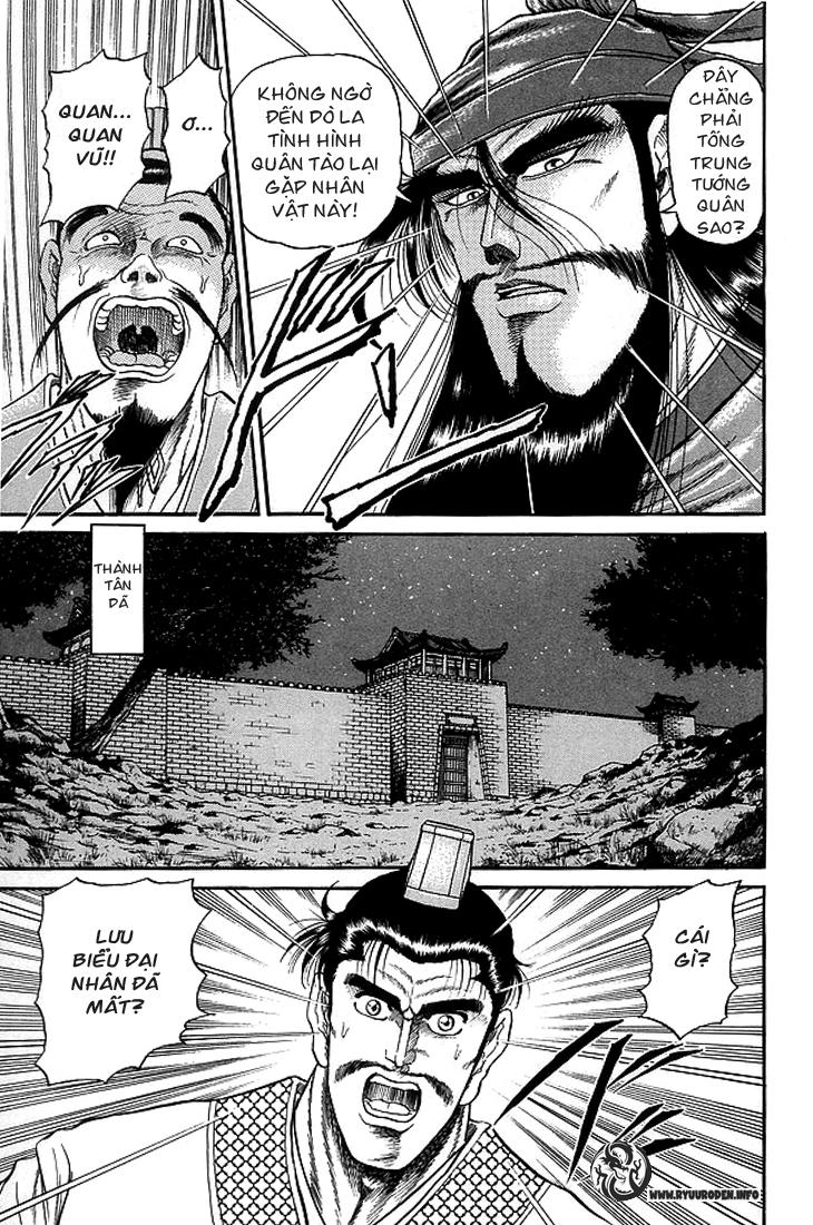 Chú bé rồng-Ryuuroden chap 11 Trang 26 - Mangak.info