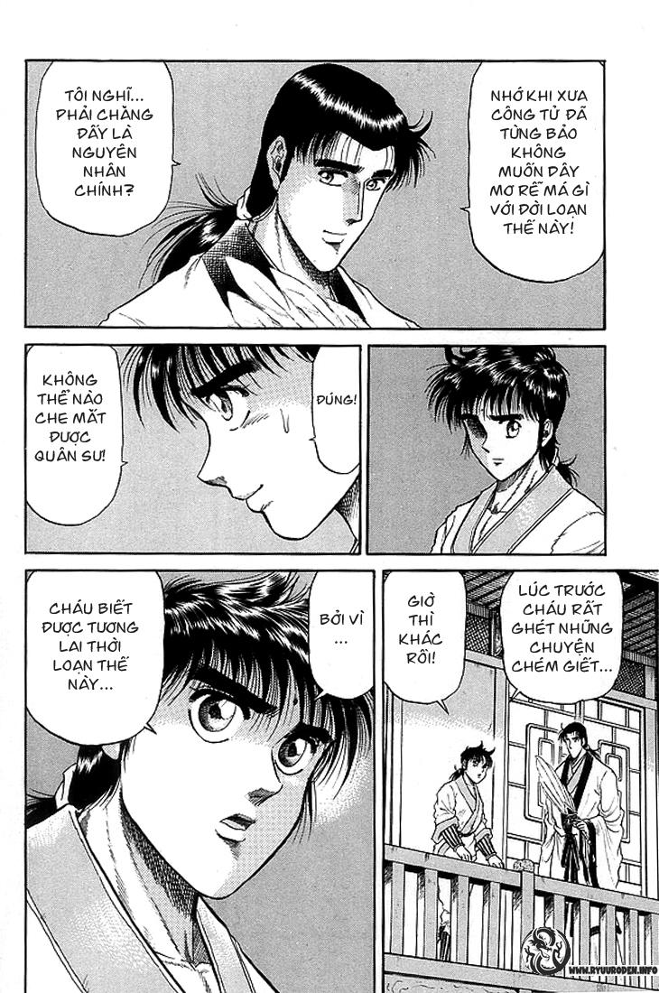 Chú bé rồng-Ryuuroden chap 11 Trang 33 - Mangak.info