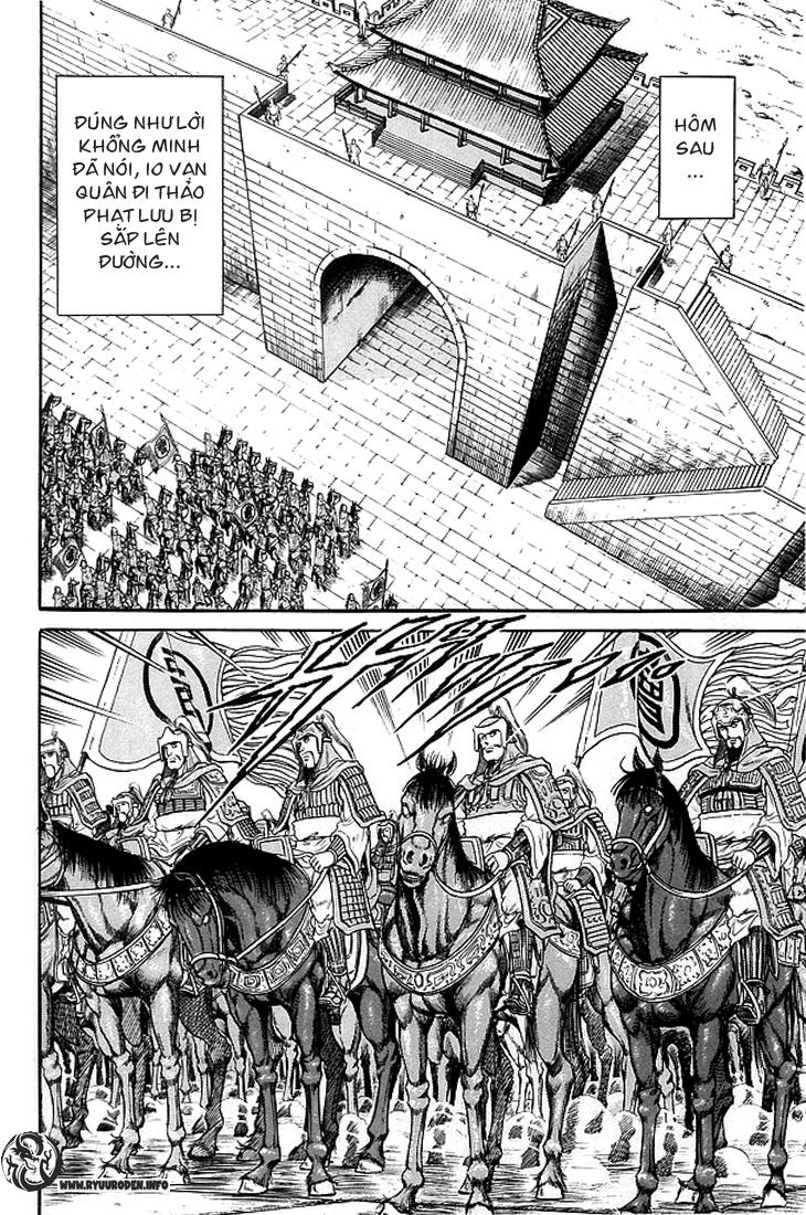 Chú bé rồng-Ryuuroden chap 11 Trang 39 - Mangak.info