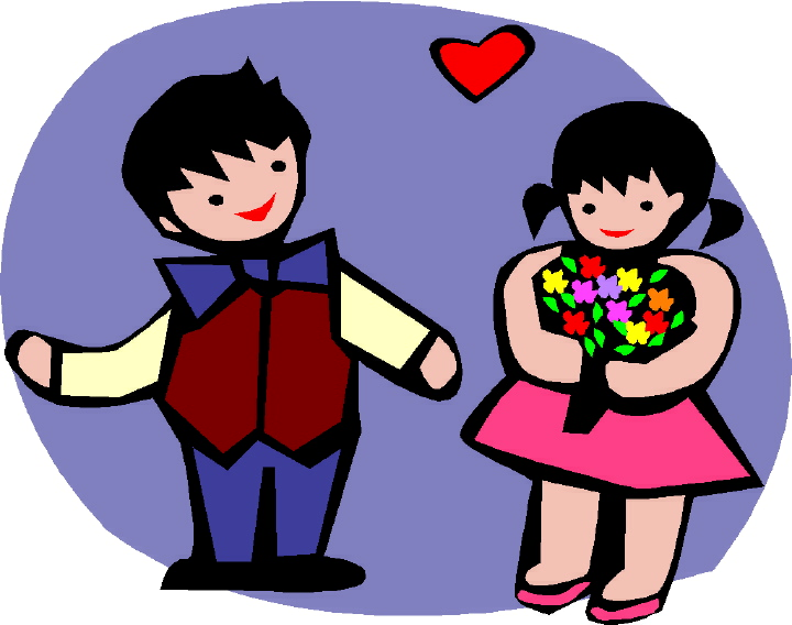 cartoon images of love