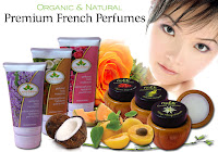 The Cream Perfume Company products
