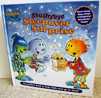 Shushybye Sleepover Surprise book