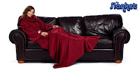 ruby wine slanket