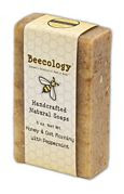 Beecology Honey Oatmeal Morning Peppermint Soap