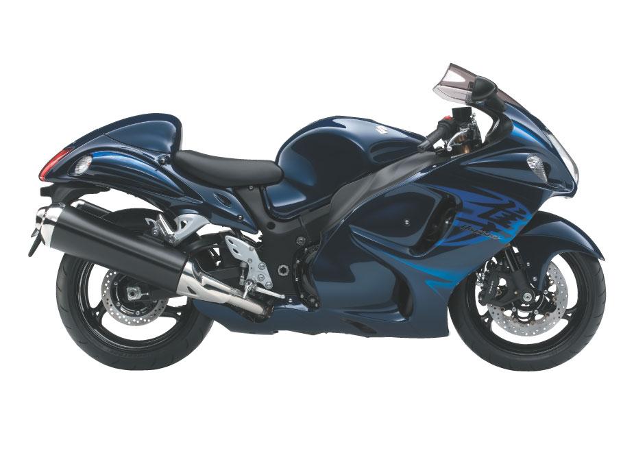 Top Motorcycle & Review: 2010 Suzuki Hayabusa GSX1300R