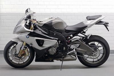 2009 BMW S1000RR black