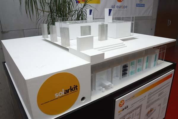 Sevilla arquitectura solarkit la casa desmontable - Ets arquitectura madrid ...
