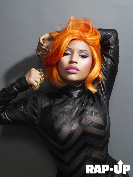 nicki minaj vibe photoshoot. photos of Nicki Minaj from