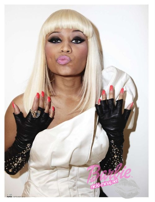 nicki minaj family background. nicki minaj family background
