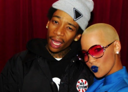amber rose and wiz khalifa dating. Wiz Khalifa is sure putting