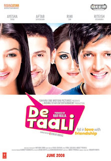 Cast : Aftab Shivdasani, Retesh Deshmukh, Ayesha Takia, Rimi Sen, Music Director : Vishal and Shekhar