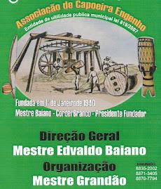 6° ENCONTRO NACIONAL DE CAPOEIRA 8°ENCONTRO DE MESTRES DE CAPOEIRAASSOCIAÇÃO DE CAPOEIRA ENGENHO