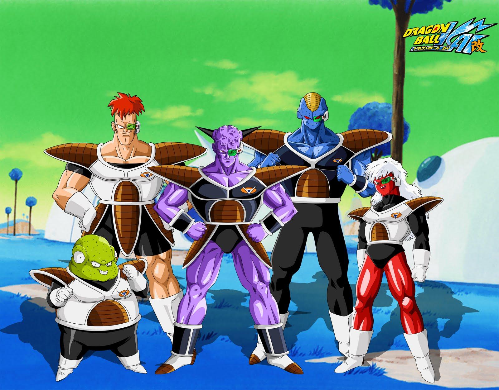 Dragon Ball Z Capítulo 282 [Manga]