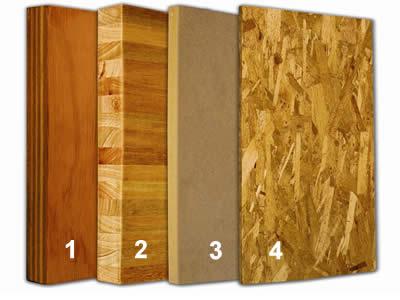 Materials no ferrics las maderas - Tipos de barnices para madera ...