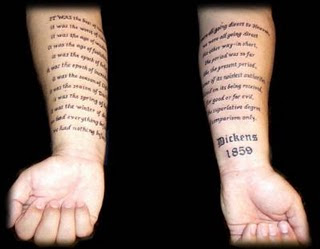 Albert Einstein Quote � Tattoo