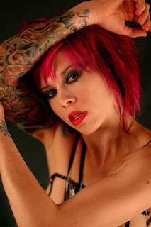 Hot Tattoo ideas For party girl