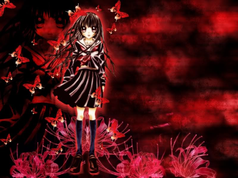jigoku shoujo wallpapers. Jigoku Shoujo wallpaper