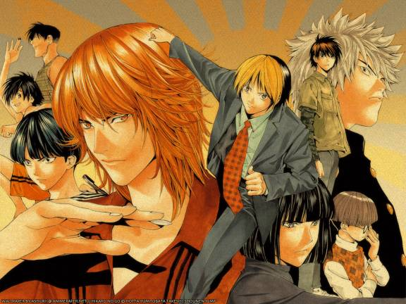 Japanese Animation Wallpaper. Hikaru no Go Japanese anime