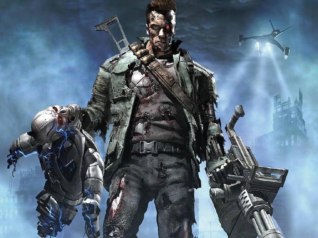 Blogs Goblog S Terminator The Game Wallpaper