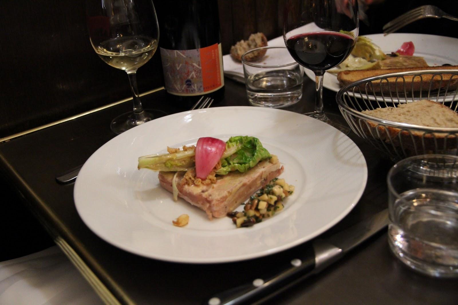 La vie douce le comptoir du relais 5 carrefour de l 39 odeon - Le comptoir du relais restaurant menu ...