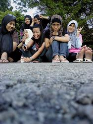 my housemate! sygg korang ketat2,much more laa!!