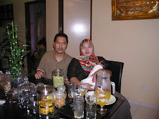 Ibu, Abah & Ajeem