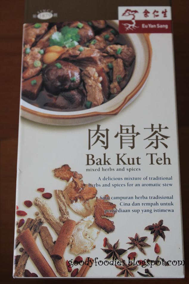 GoodyFoodies: I cooked: Bak kut teh (Chinese Pork Ribs Herbal Soup)