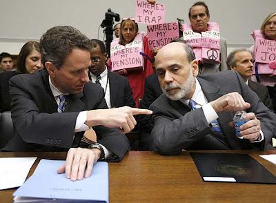Las dos máximas autoridades monetarias de los Estados Unidos no se ponen de acuerdo