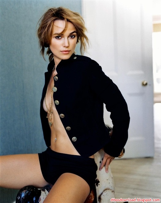 Keira Knightley Black