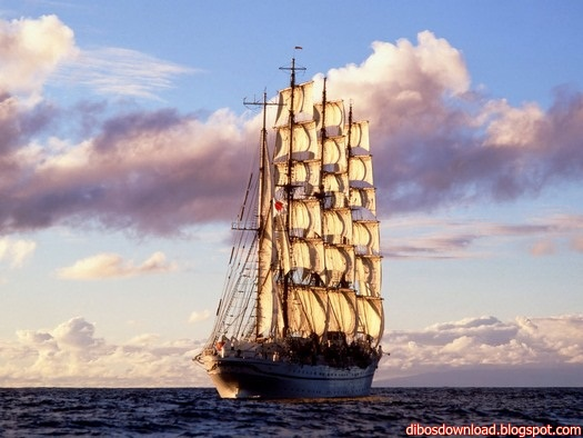 sail ships wallpapers 2