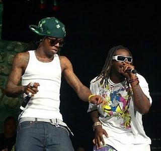 Lil Wayne & T-Pain - Damn Damn
