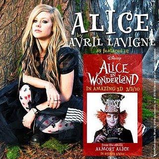 Avril Lavigne - Alice Underground