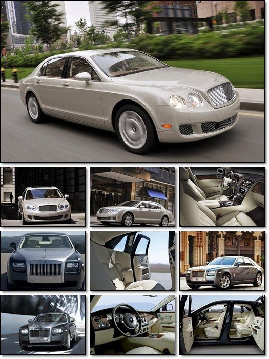 Rolls Royce & Bentley Wallpaper
