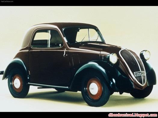 fiat classic car 2