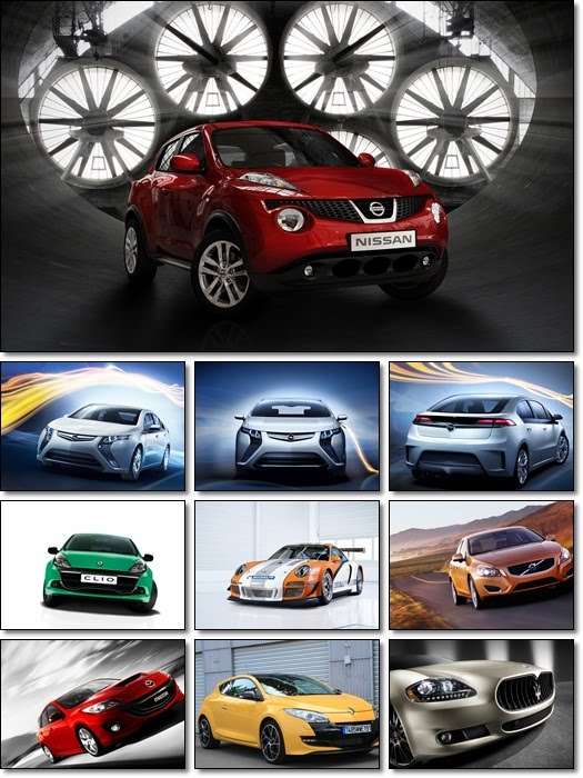 2010 2011 New Cars Wallpapers