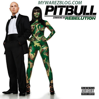 Pitbull - Can&#8217;t Stop Me Now