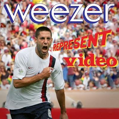 Weezer - Represent