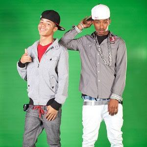 New Boyz Ft. Iyaz - Break My Bank