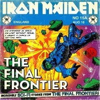 Iron Maiden - Satellite 15… The Final Frontier