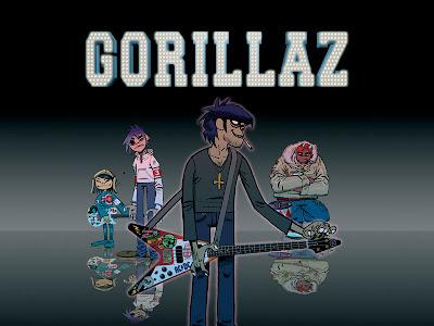 Gorillaz - Revolving Doors