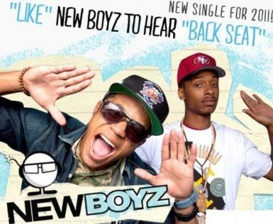 New Boyz - Back Seat