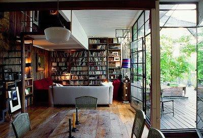Roseland greene parisian loft for Loft banlieue parisienne