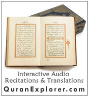 Quran Explorer