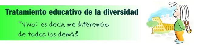 Tratamiento educativo de la diversidad