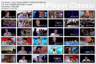 The X Factor - Season Six (Week One)
