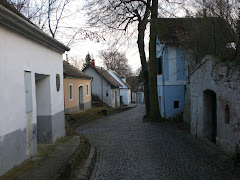 Kellergasse in Hollabrunn