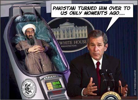 pictures osama bin laden dead. Osama is Dead? is osama bin