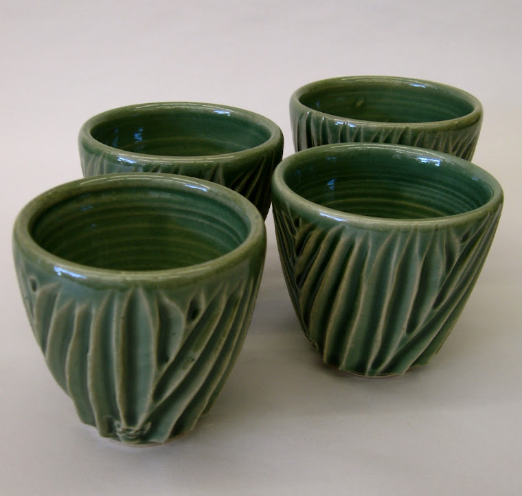 Fluted cups