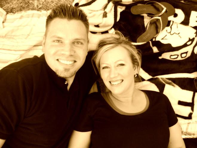 Tony and Britt