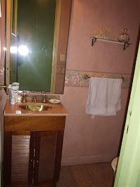 Master Room's Toilette